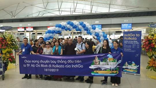 IndiGo mở đường bay TP Kolkata (Ấn Độ) - TP HCM - Ảnh 2.