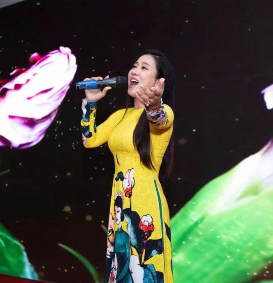 Lễ hội Tết Việt 2020 tại Nhà Văn hóa Thanh Niên: Độc đáo, mới lạ - Ảnh 3.