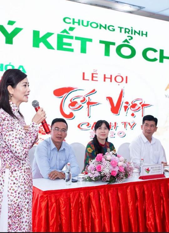 Lễ hội Tết Việt 2020 tại Nhà Văn hóa Thanh Niên: Độc đáo, mới lạ - Ảnh 2.