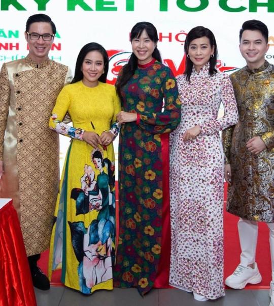 Lễ hội Tết Việt 2020 tại Nhà Văn hóa Thanh Niên: Độc đáo, mới lạ - Ảnh 1.