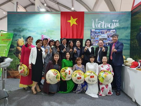 Ngày Việt Nam tại Hàn Quốc hỗ trợ nông sản Việt - Ảnh 1.