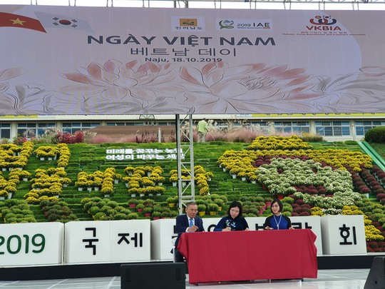 Ngày Việt Nam tại Hàn Quốc hỗ trợ nông sản Việt - Ảnh 2.