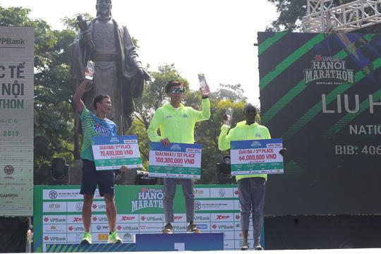 VPBank Hanoi Marathon - Sự khẳng định phong độ của các VĐV Việt Nam - Ảnh 2.
