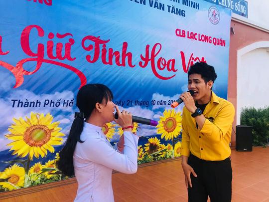 NSƯT Phương Hồng Thủy, nghệ sĩ Võ Minh Lâm gìn giữ tinh hoa Việt - Ảnh 10.