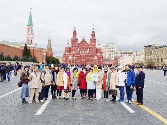 Saigontourist góp phần thúc đẩy phát triển du lịch Việt Nam - Nga - Ảnh 1.