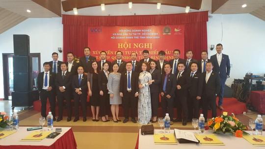 Phó Chủ tịch HBC - VCCI Đỗ Trùng Dương tham dự hội nghị xúc tiến thương mại tại Bình Định - Ảnh 1.