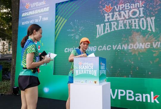 VPBank Hanoi Marathon - Giải chạy nhân văn, cách gây quỹ từ thiện độc đáo - Ảnh 1.