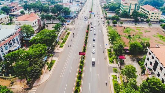 BĐS thành phố Đồng Xoài cất cánh nhờ hạ tầng và quy hoạch - Ảnh 1.
