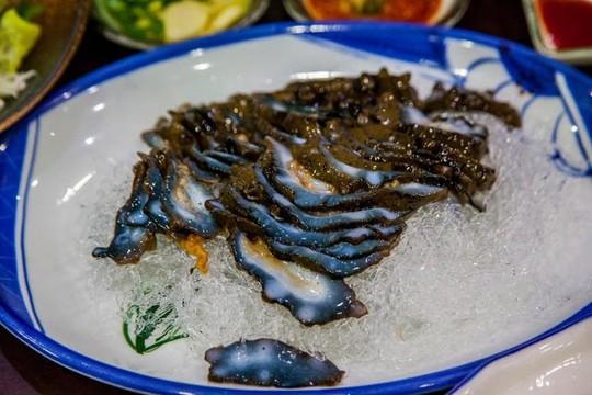 Cách ăn sống đỉa biển trứ danh của người Hàn Quốc - Ảnh 7.