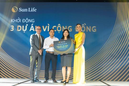 Hoa hậu H'Hen Niê là đại sứ thương hiệu Sun Life Việt Nam - Ảnh 1.