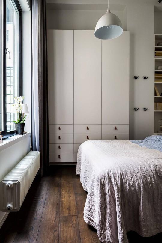 Tận dụng trần cao, thiết kế thêm gác lửng cho căn hộ siêu xinh - Ảnh 14.
