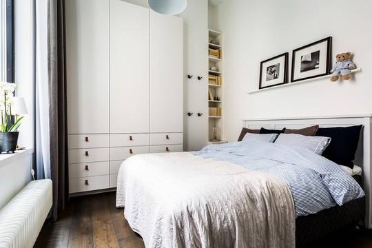 Tận dụng trần cao, thiết kế thêm gác lửng cho căn hộ siêu xinh - Ảnh 15.