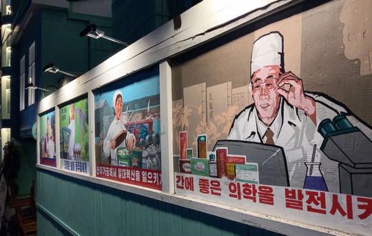 Quán rượu đầu tiên mang chủ đề Triều Tiên giữa lòng Seoul - Ảnh 5.