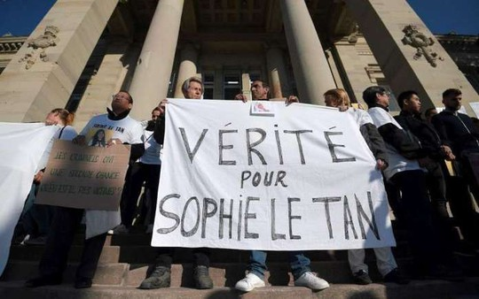 Tìm thấy thi thể nữ sinh gốc Việt ở Pháp sau 1 năm mất tích - Ảnh 2.