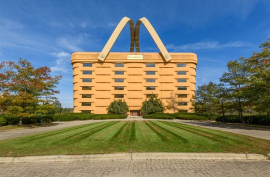 Tòa nhà hình giỏ xách tại Mỹ - Ảnh 1.