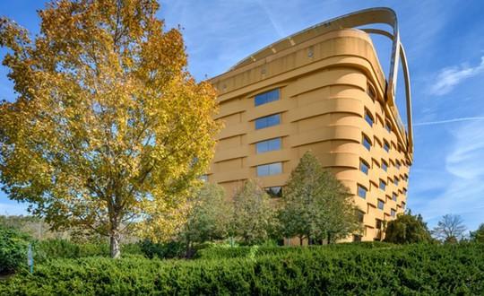 Tòa nhà hình giỏ xách tại Mỹ - Ảnh 3.
