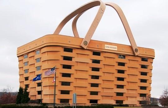 Tòa nhà hình giỏ xách tại Mỹ - Ảnh 11.