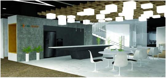 Thiết kế nội thất văn phòng thời 4.0 - Ảnh 4.