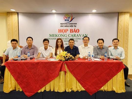 Mekong Caravan kết nối doanh nghiệp và du lịch ĐBSCL - Ảnh 1.