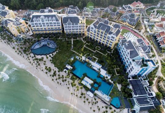 Bộ sưu tập thương hiệu khách sạn sang trọng ở đảo ngọc Phú Quốc - Ảnh 1.
