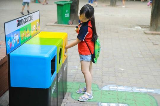 Bridgestone Việt Nam hành động vì môi trường - Ảnh 1.