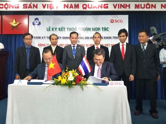 SCG Việt Nam nâng tầm chất lượng cuộc sống - Ảnh 1.