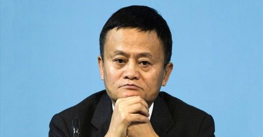 Mất 1 tỷ USD sau chưa đầy 1 tuần, Jack Ma không còn giàu nhất Trung Quốc - Ảnh 1.