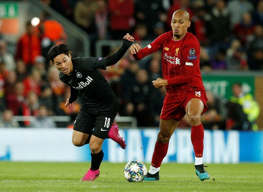 Mưa bàn thắng Anfield, Liverpool run rẩy hạ tí hon Salzburg - Ảnh 1.