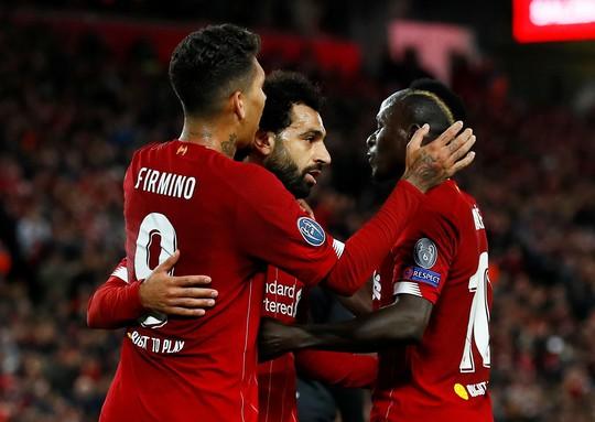 Mưa bàn thắng Anfield, Liverpool run rẩy hạ tí hon Salzburg - Ảnh 6.