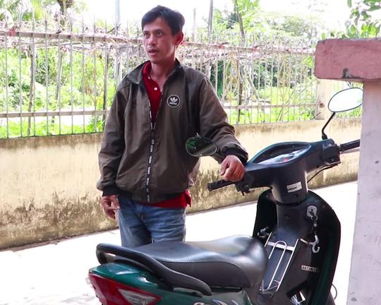 Chạy xe đạp từ TP HCM về Vĩnh Long thăm con, tiện tay trộm luôn xe máy - Ảnh 1.