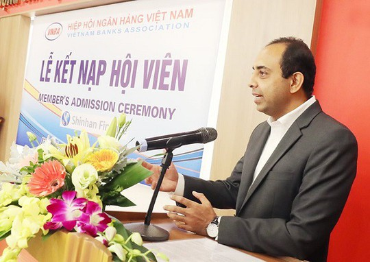 Shinhan Finance trở thành Hội viên thứ 66 của Hiệp hội Ngân hàng Việt Nam - Ảnh 1.