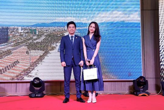 Mua căn hộ tại dự án sang chảnh, Hoa hậu Hương Giang thành nhà đầu tư chuyên nghiệp - Ảnh 3.