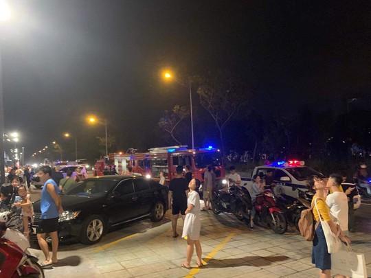 Thông tin về sự cố cháy tại Block B3 - Chung cư The Park Residence - Ảnh 2.