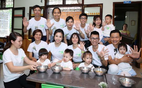 """Khởi động Dự án """"Cải thiện tình trạng dinh dưỡng cho trẻ em dưới 5 tuổi"""" tại Nghệ An - Ảnh 2."""