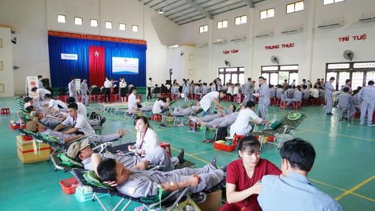 THACO hiến tặng 2.000 đơn vị máu trong năm 2019 - Ảnh 2.