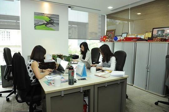 Giá thuê văn phòng hạng A tại Hà Nội tăng 7%/năm - Ảnh 1.