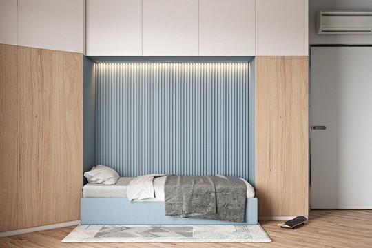 Căn hộ 2 phòng ngủ được thiết kế đẹp mắt - Ảnh 11.