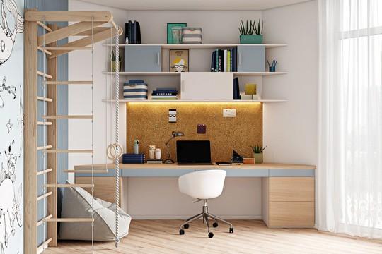 Căn hộ 2 phòng ngủ được thiết kế đẹp mắt - Ảnh 13.