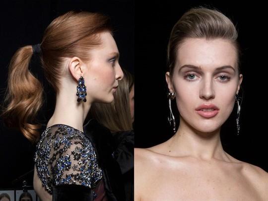 Những kiểu tóc đẹp trên sàn diễn thời trang mà bạn có thể học theo - Ảnh 17.