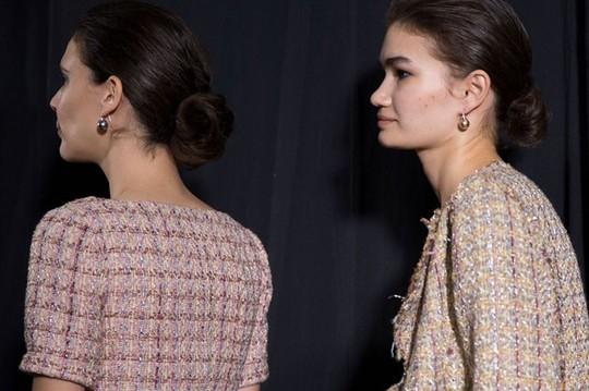 Những kiểu tóc đẹp trên sàn diễn thời trang mà bạn có thể học theo - Ảnh 19.