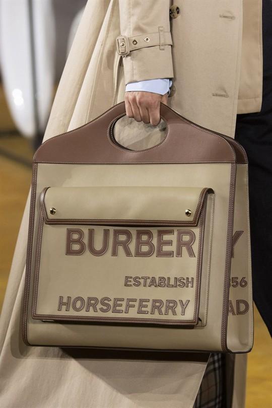 Xu hướng túi xách cập nhật từ các tuần lễ thời trang nổi tiếng - Ảnh 5.