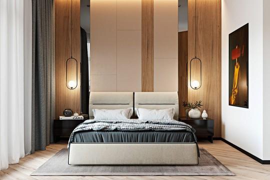 Căn hộ 2 phòng ngủ được thiết kế đẹp mắt - Ảnh 7.