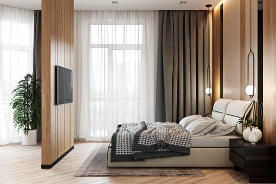 Căn hộ 2 phòng ngủ được thiết kế đẹp mắt - Ảnh 8.