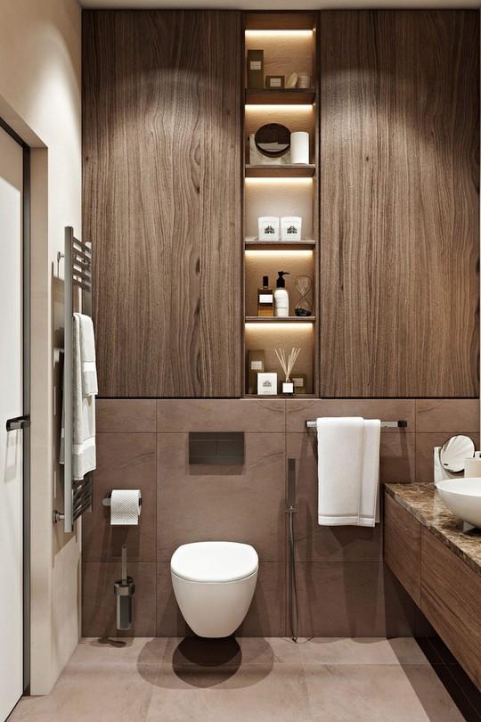 Căn hộ 2 phòng ngủ được thiết kế đẹp mắt - Ảnh 9.