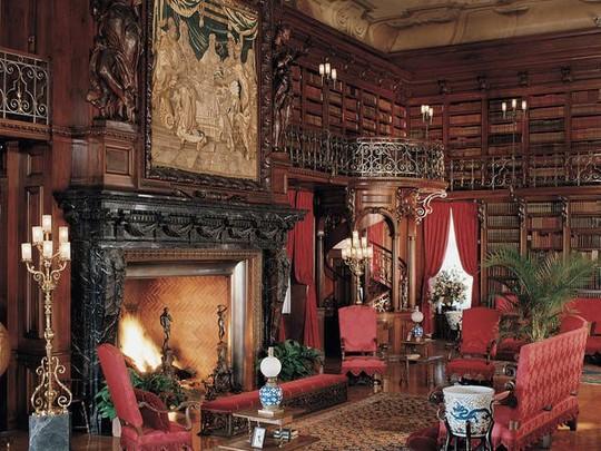 Có gì bên trong biệt thự 130 tuổi lớn nhất nước Mỹ - Ảnh 10.