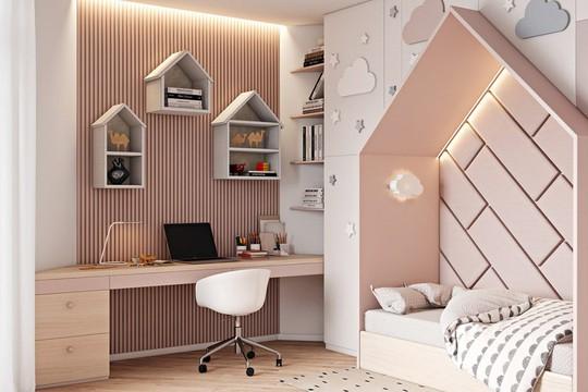 Căn hộ 2 phòng ngủ được thiết kế đẹp mắt - Ảnh 10.