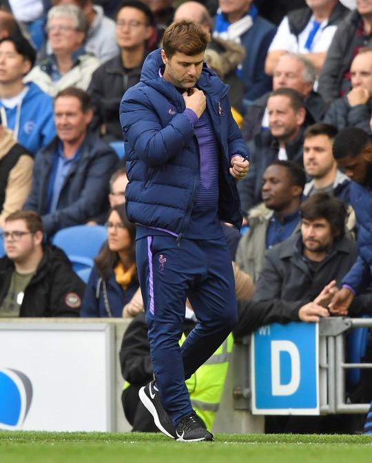 Thua trắng Brighton 0-3, Tottenham nỗi buồn chồng chất - Ảnh 7.