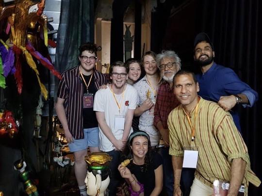 Liên hoan Sân khấu- Du lịch thu hút 140 giáo sư, nghệ sĩ quốc tế - Ảnh 2.