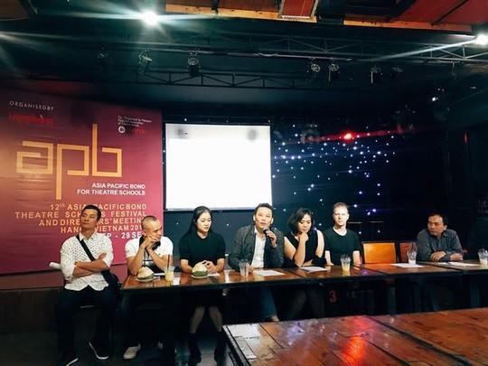 Liên hoan Sân khấu- Du lịch thu hút 140 giáo sư, nghệ sĩ quốc tế - Ảnh 1.