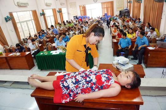 Nâng cao kỹ năng phòng chống, xử trí tai nạn ở trẻ - Ảnh 1.